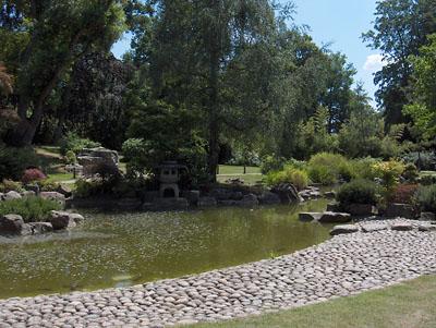 londres Kyoto Garden Holland Park