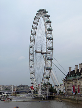 londres London Eye