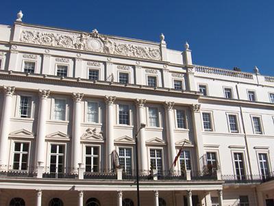 Londres Maisons Belgravia Square