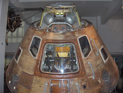 Londres capsule Apollo Science Museum
