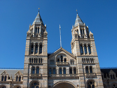 Londres Natural History Museum