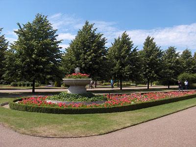 londres Regent's Park