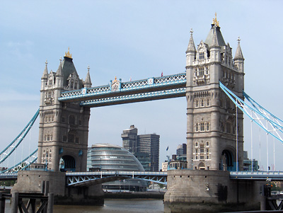 londres Tower Bridge