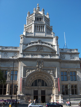 Londres Victoria and Albert Museum