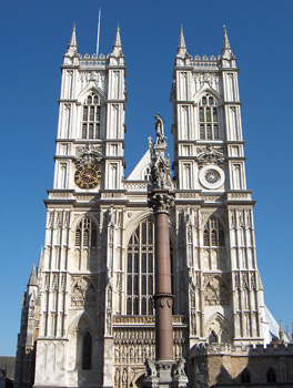 Londres Westminster Abbey
