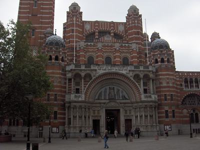 Londres Westminster Cathedral
