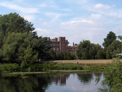 Londres Windsor Eton College