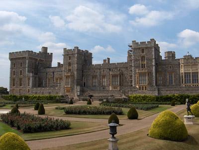 Londres Windsor jardins