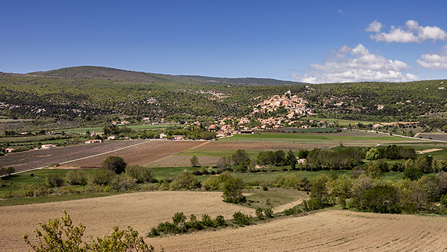 photo montagne alpes tour luberon velo
