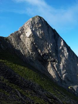 photo montagne alpes randonnée Mont Charvin combe