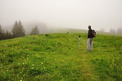 photo montagne alpes bauges mont colombier randonnée chalets fullie
