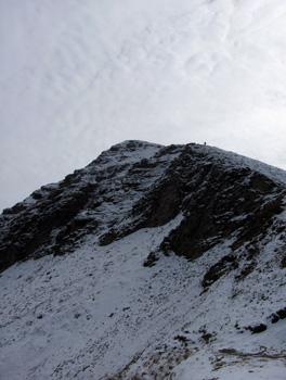 photo montagne alpes randonnée Mont Géroux Mont Joux