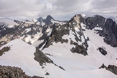 photo montagne alpes ecrins alpinisme gioberney