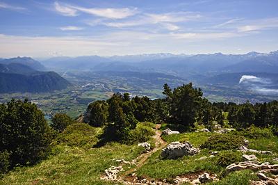 photo montagne alpes randonnée chartreuse mont granier combe de savoie