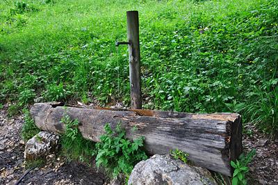 photo montagne alpes randonnée chartreuse Fontaine de Pré Orcel