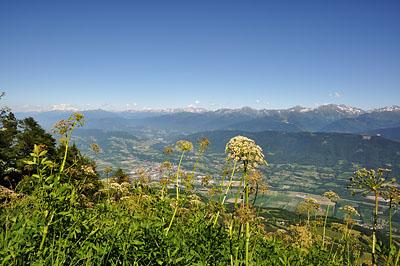 photo montagne alpes randonnée chartreuse col de l'alpe