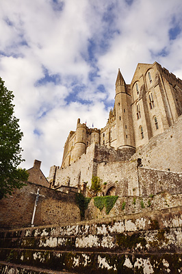 photo france bretagne normandie mont saint michel abbaye