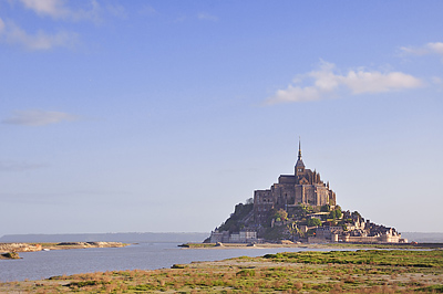 photo france bretagne normandie mont saint michel