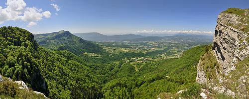 photo montagne alpes bauges randonnée montagne bange