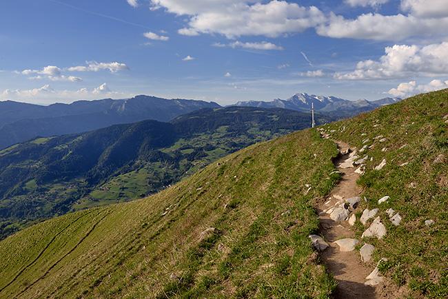 photo montagne alpes randonnée rando haute savoie bornes aravis thônes serraval faverges sulens
