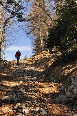 photo montagne randonnée vercors moucherotte plateau ramees
