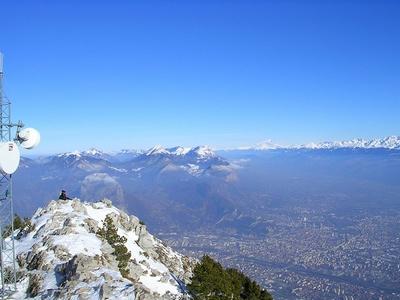 photo montagne alpes randonnée Moucherotte Chartreuse