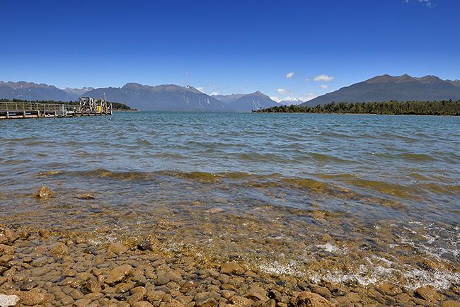 photo voyage nouvelle zelande te anau fiordland