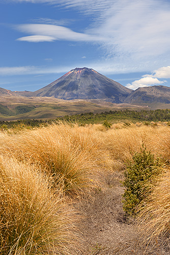 photo voyage nouvelle zelande tongariro