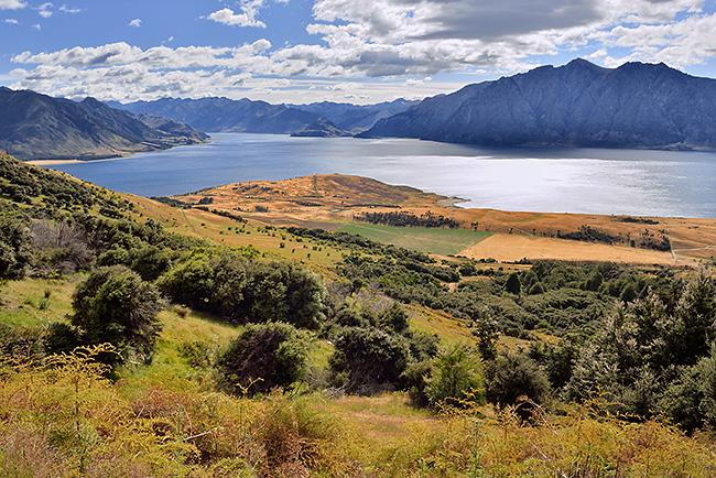 photo voyage nouvelle zelande wanaka mont ismuth queenstown