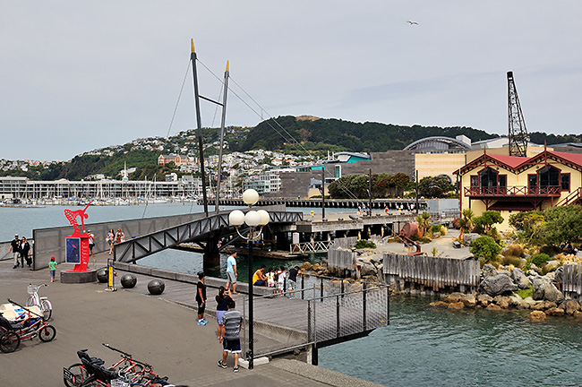 photo voyage nouvelle zelande wellington