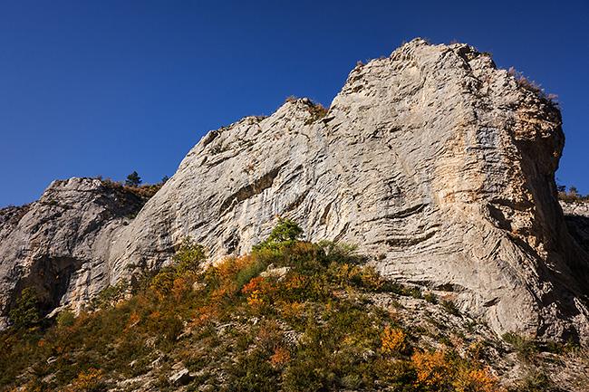 photo montagne alpes escalade hautes alpes diois baronnies orpierre quatre heures chateau