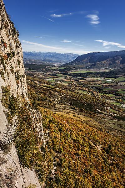 photo montagne alpes escalade orpierre hautes-alpes diois baronnies massacre debroussailleuse