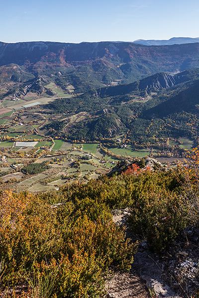 photo montagne alpes escalade grande voie orpierre hautes-alpes diois baronnies massacre debroussailleuse