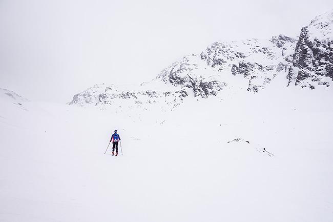 photo montagne alpes ski randonnée rando savoie haute maurienne alpes grées cerces thabor lanslebourg val cenis combe clery pas beccia