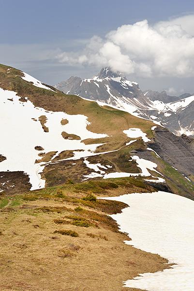 photo montagne alpes randonnée savoie rando bornes aravis megeve la giettaz croisse baulet