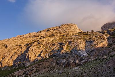 photo montagne alpes bornes aravis pic jallouvre col colombiere
