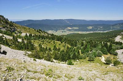photo montagne alpes randonnée vercors
