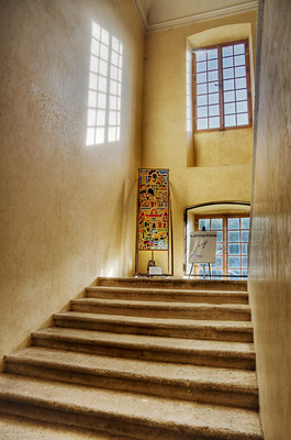 photo pilat sainte ste croix en jarez village chartreuse abbaye