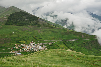 photo montagne alpes ecrins grandes rousses arves randonnée plateau emparis chazelet
