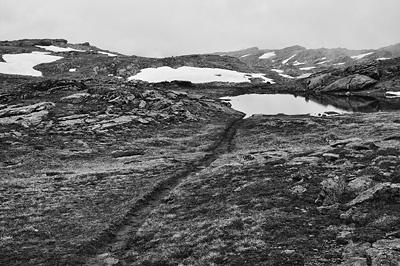 photo montagne alpes ecrins grandes rousses arves randonnée plateau emparis lac