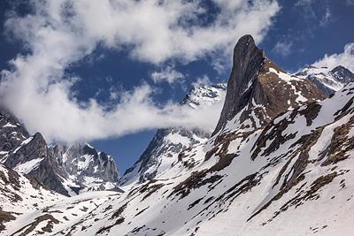 photo montagne alpes vanoise pointe rechasse aiguille vanoise