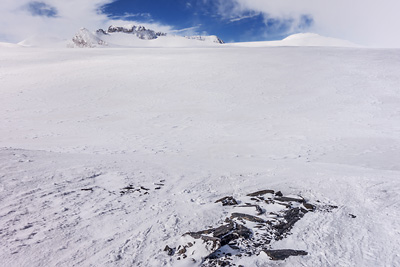 photo montagne alpes vanoise pointe rechasse glaciers