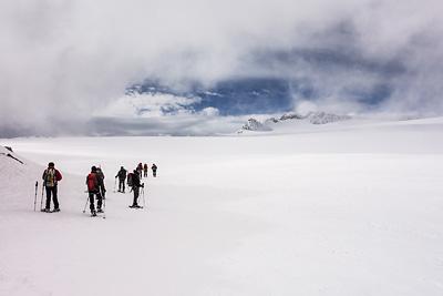 photo montagne alpes vanoise pointe rechasse glaciers