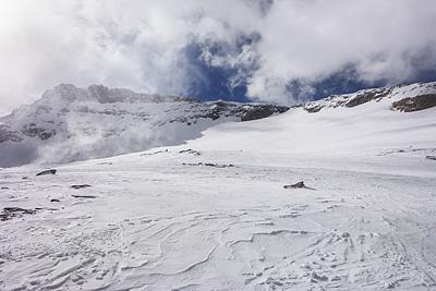 photo montagne alpes vanoise pointe rechasse