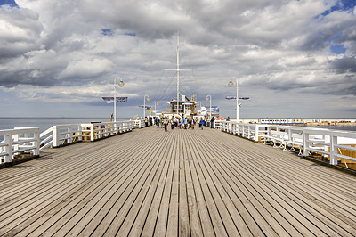 photo pologne sopot