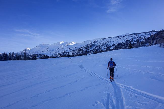 photo montagne alpes randonnée rando raquettes savoie beaufortain grand naves quermoz