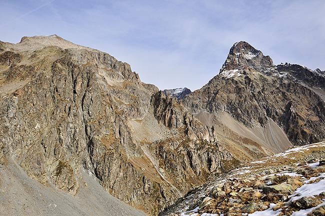 photo montagne alpes ecrins valgaudemar Olan