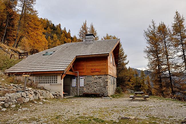 photo montagne alpes ecrins valgaudemar refuge souffles