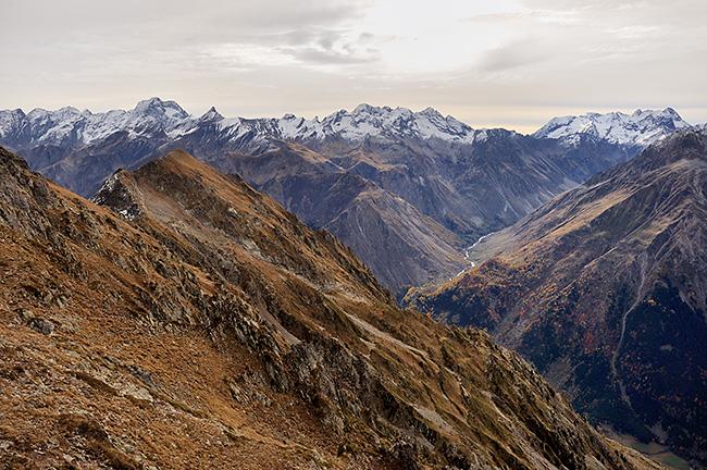 photo montagne alpes ecrins valgaudemar