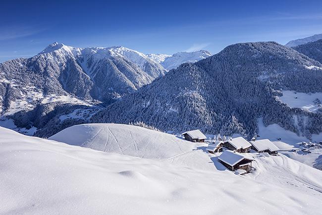 photo montagne alpes randonnée rando raquettes savoie beaufortain beaufort arêches rocheplane